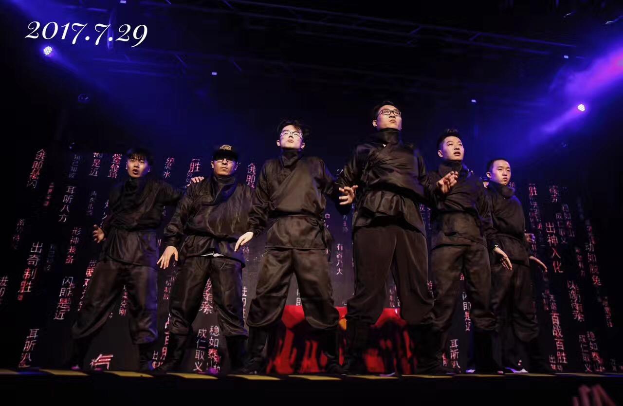 G-STPES四周年公演仙儿